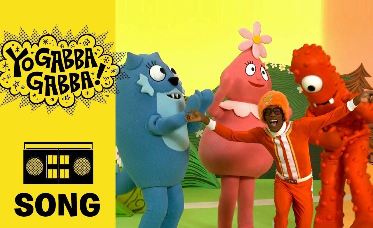 Yo Gabba Gabba Songs That Your Kids Will Love