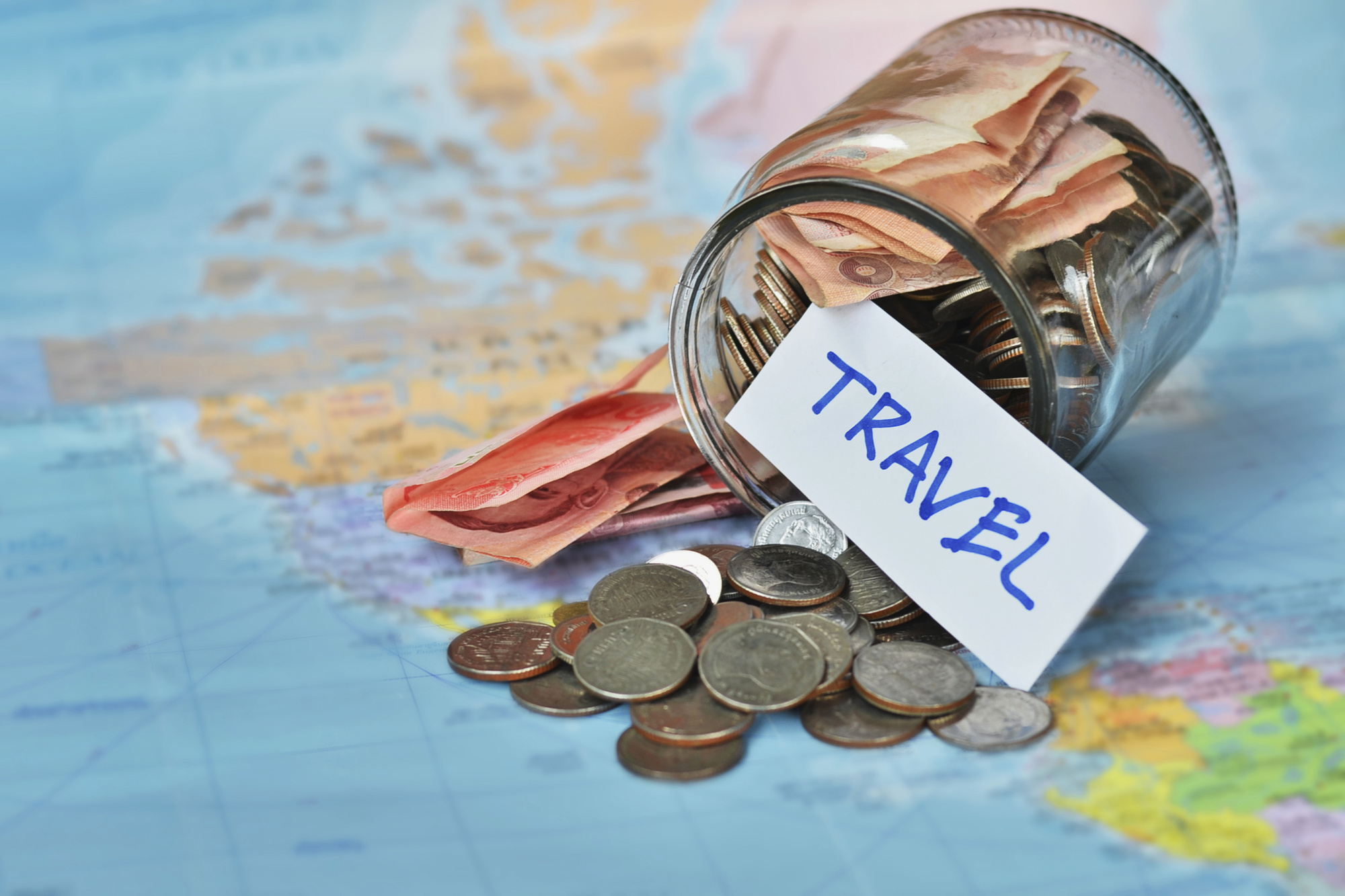 Here's 5 Tips on How to Travel on a Budget If You're Low on Funds