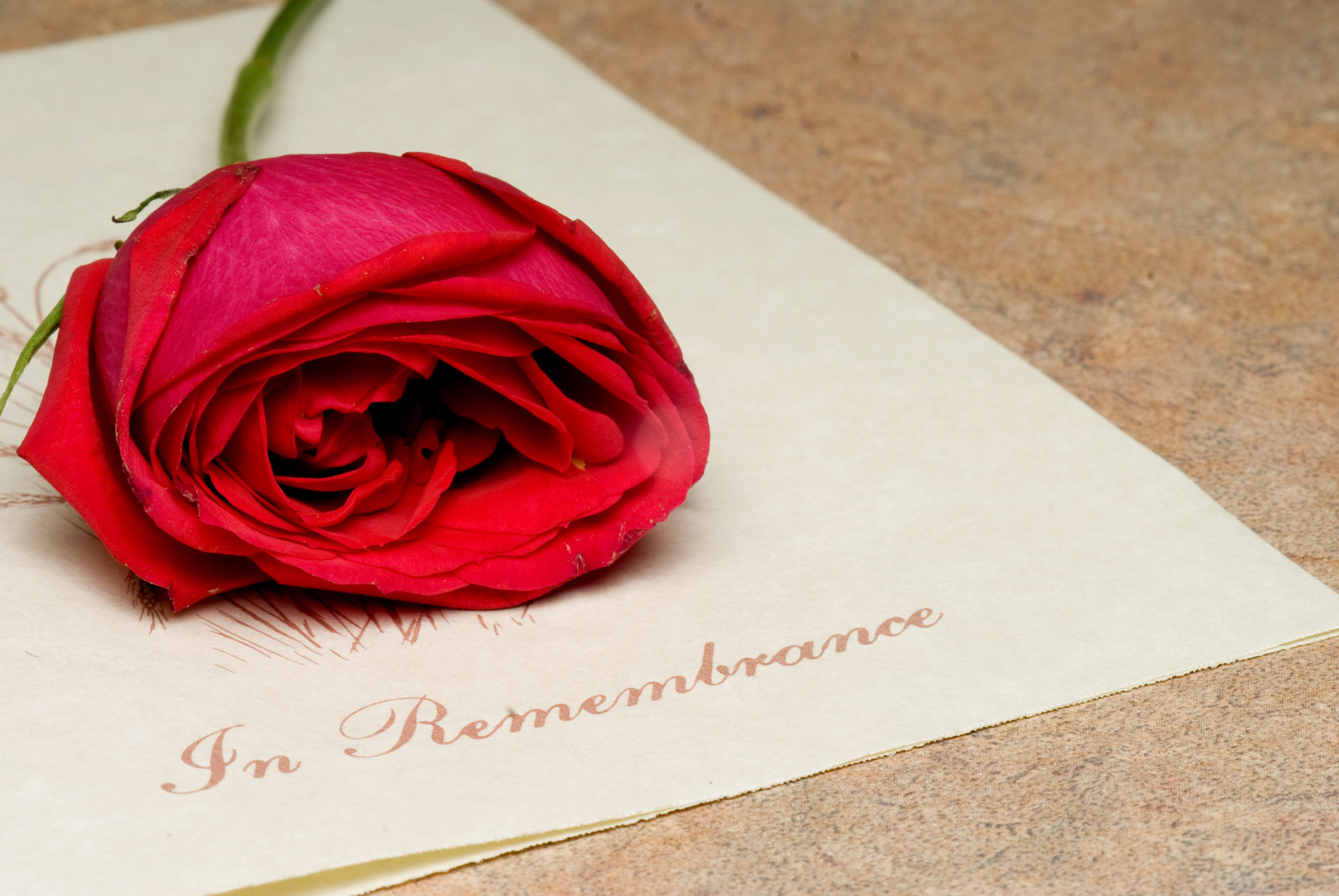 A Well-Crafted Goodbye: 5 Tips for Designing a Funeral Program