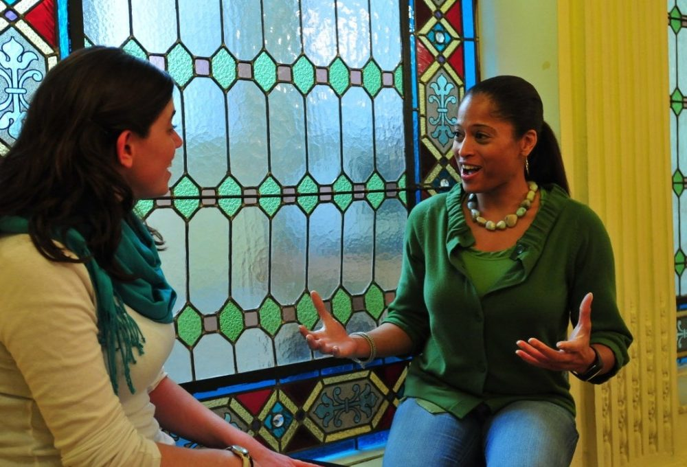 Conversation Partners in Language Classes