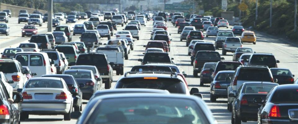 What to Do When You're Stuck in a Traffic Jam