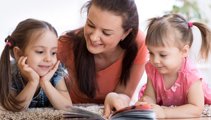3 Tips to Make Reading Fun With Your Toddler