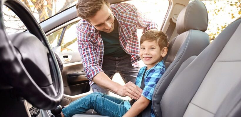 3 Tips For Picking A Good Travel Car When You Have Kids